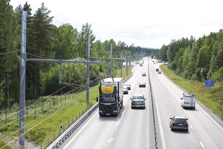 2030 will Schweden im Transportsektor frei von fossilen Brennstoffen sein. Foto: Stephanie Wiegner 2016
